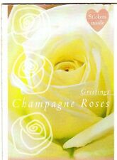 1998 AUSTRALIAN STAMP BOOKLET CHAMPAGNE ROSES 10 x 45c STAMPS MUH
