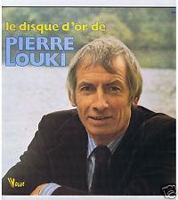 LP PIERRE LOUKI DISQUE D'OR (VOGUE)