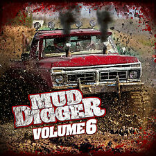 MUD DIGGER 6 CD LACS Colt Ford NEW Sealed Lenny Cooper Charlie Farley FREE Ship