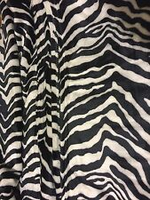 Zebra Animal Print Blanket Bedding Throw Fleece QUEEN Super Soft Ship SameDayNew
