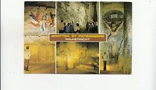 BF29867 grotten hohlen st pietersberg maastricht netherland   front/back image