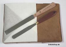 Vergolderkissen EXTRA mit Windschutz +2 Messer f.Blattgold Schlagmetall