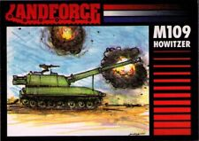 1991 Crown Landforce Series 2 #6 M109 Self-Propelled Howitzer