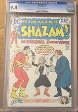 SHAZAM #10 CGC 9.4 (1974)