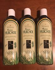 ORGANIC SHAMPOO INDIO HUICHOL prevents hair loss Set 3 bottles13.5oz Free Shippi