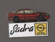 Pin's voiture / Sadra Opel