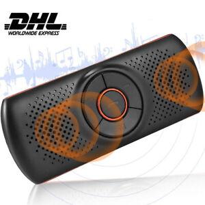 Kfz Freisprecheinrichtung Bluetooth Auto Freisprechanlage Visier Car Kit DSP DE
