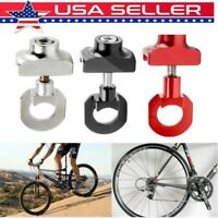 Folding Bike BMX Chain Tensioner Fastener Adjuster for bicycle Aluminum Alloy