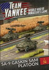 Team Yankee: SA-9 Gaskin SAM Platoon TSBX12