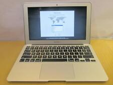 "Apple MacBook Air 11"" Core i5 1.4GHz 4GB RAM 128GB SSD OS X Mavericks A1465 2014"