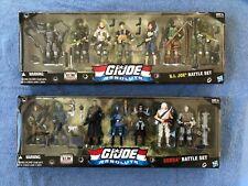 GI Joe Resolute - Joe & Cobra Battle Sets