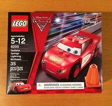 LEGO Disney PIXAR Cars 8200 Radiator Springs Lightning McQueen New in Sealed Box