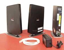 VERIZON G1100 Fios  Wi-Fi Router AC1750 & LUCENT ONT I-211M-L 3FE52343AF MODEM