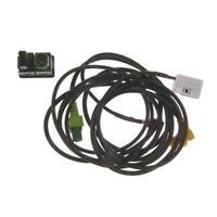 Auto Cavo USB Pulsante Interruttore Aux-in Per Golf MK6 Passt Radio Jetta