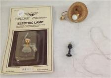 Lighting/Lamps for Miniature Dollhouse, 3 pieces