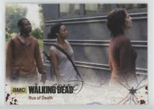 2016 Cryptozoic The Walking Dead Season 4 Part 2 #35 Bus of Death Card 6px