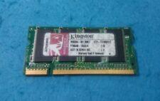 KINGSTON MEMORIA RAM 512MB DDR 333MHZ PC PORTATIL