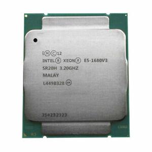 Intel Xeon E5-1680 V3 CPU Processor 3.20 GHz 8-Core SR20H LGA-2011 V3