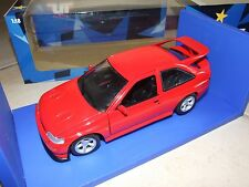FORD ESCORT COSWORTH Rouge UT MODELS 1:18