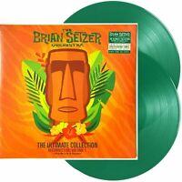Brian Setzer The Ultimate Collection Volume 1 [Green Vinyl] LP Record Album