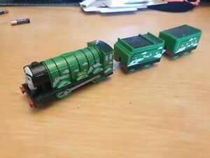 Mattel Trackmaster Thomas & Friends battery operated Flying Scotsman