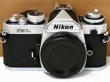 *** NEW UNUSED *** Nikon FM3A 35mm Chrome Camera Body NEW