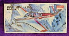 Minicraft 1:48 V-35 modelo de avión Beechcraft 'bonaza' Kit #11609 * BNISB *