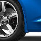 2016-2018 Chevrolet Camaro OEM Front & Rear Molded Splash Guards Hyper Blue NEW