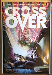 Crossover 1 Rare Secret Variant Cover ! New! Image Comics Donny Cates