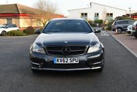 2012 Mercedes benz C250 CDI AMG Coupe Automatic low miles 55k