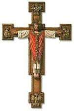 Christus Rex Wall Crucifix Christ the King 13 Inches