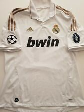 Camiseta Real Madrid Sergio Ramos shirt 2011 2012 jersey  Champions League L