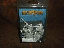 Scotia Grendel Leviathan Barbarians Swordmen(4)!!! New!!! #GRE30008