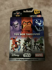 Disney Infinity 3.0 Star Wars Marvel Toy Box Takeover Expansion Game Universal