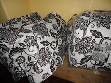 Charter Club Black & White Damask (3Pc) King/California King Comforter Set