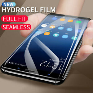 Hydrogel Film For Sony Xperia 10 iii L4 L3 1 ii Screen Protector Protective Film