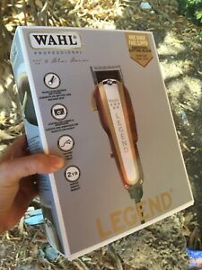 Wahl Legend #8147 Series 5 Star 220 Volt only Professional Hair Clipper Corded