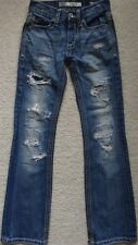 BKE mens Aiden destroyed jeans 25r 25x29 Buckle