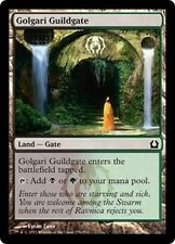 MTG Magic RTR - (4x) Golgari Guildgate/Porte de la guilde de Golgari, English/VO