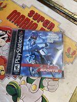 Jeremy McGrath Supercross 2000 (Sony PlayStation 1, 2000) PS1 Complete!