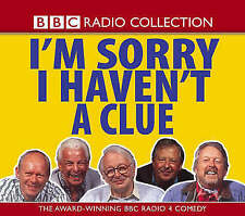 """Acceptable, """"I'm Sorry I Haven't a Clue"""" Collection (BBC Radio Collection), , Bo"""