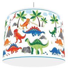 BABY DINOSAUR DINO NURSERY LIGHT SHADE KIDS ROOM matches duvet set   FREE P&P