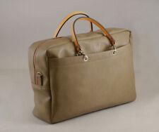 More details for buffet - francoise renier leather designer clarinet case bag tan