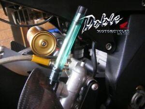Genuine HRC Rear Brake Reservoir Part 4 Parts Correct Kit Honda Racing Complete