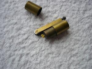 Vintage military petrol lighter WAR II
