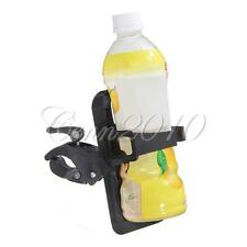 "2"" Handlebar Motorcycle Cycling Bicycle Bike Water Bottle Drink Holder Cup Can"