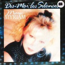 """MARIE MYRIAM dis-moi les silencesla musique au bord des etoiles 7"""" PS EX/EX"""