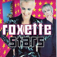 CD CARTONNE CARDSLEEVE ROXETTE STARS 3T DE 1999