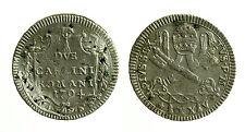 pcc2007_1) Stato Pontificio Pio VI (1775-1799) - 2 Carlini Romani AN XX - 1794