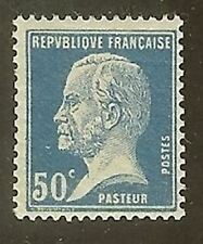 """FRANCE STAMP TIMBRE N° 176 """" PASTEUR 50c BLEU """" NEUF xx LUXE"""